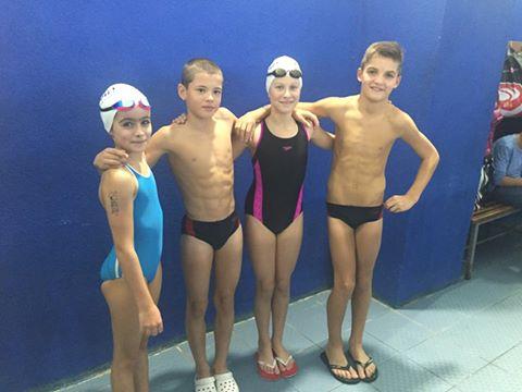 НСК Олимп завърши международното състезание по плуване Talent cup