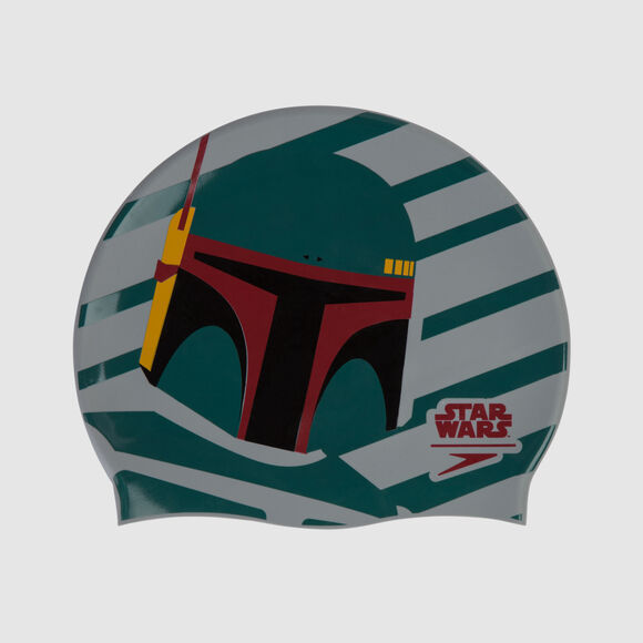 Плувна шапка  Star Wars Print Cap Boba Fett