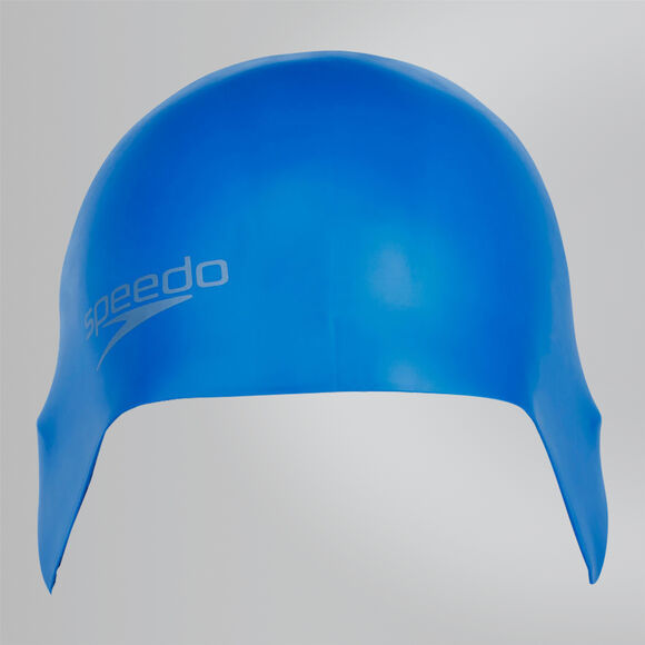 Плувна шапка  Plain Moulded Silicone Cap