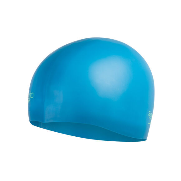 Плувна шапка Plain Moulded Silicone Junior
