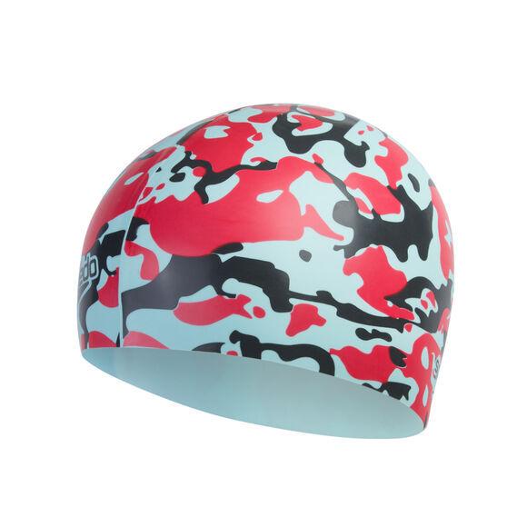 Плувна шапка Slogan Print Cap