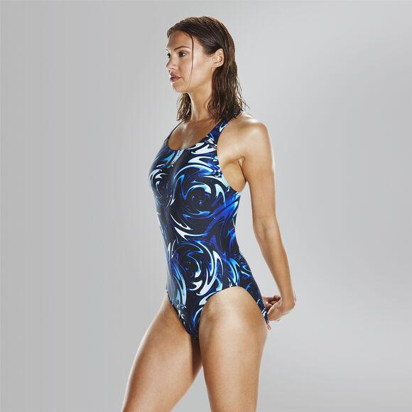 Цял бански Flipreverse Powerback Swimsuit