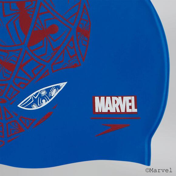 Плувна шапка Marvel Junior Print Cap Spider-Man