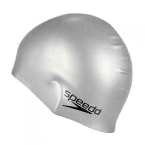 Плувна шапка  Plain Flat Silicone Cap
