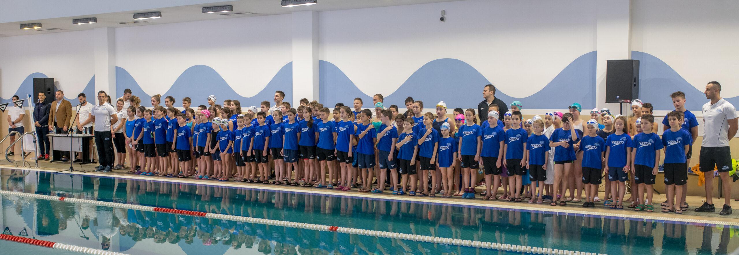 НСК Олимп изпрати 2018г. с Коледен празник за децата!