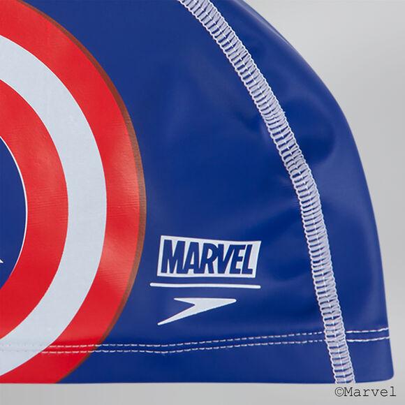 Плувна шапка Marvel Printed Junior Pace Cap Captain America