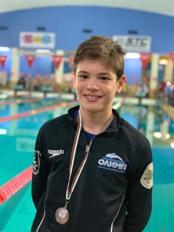 Завърши Международният турнир по плуванеГладиатор