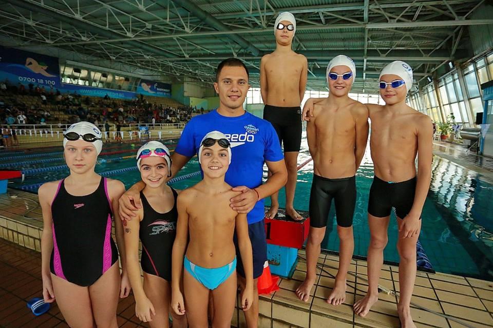 НСК Олимп участва в Международния турнир по плуване Замората