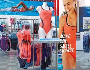 Онлайн магазин за бански и плувни принадлежности Speedo
