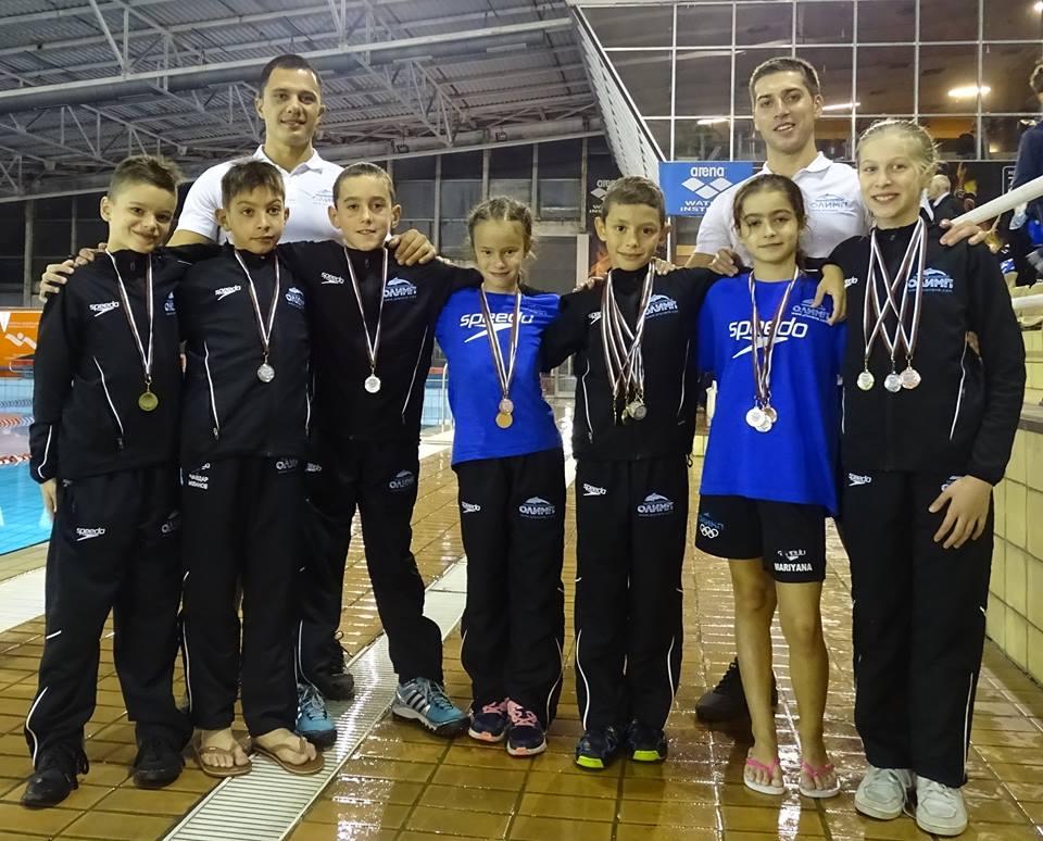 Плувен турнир #ПКЛевски