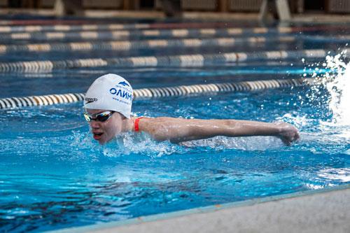 Бътерфлай - стил в плуването