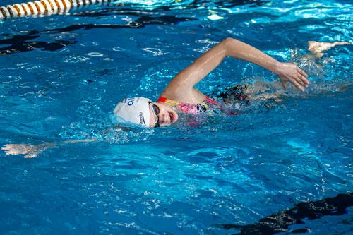 Кроул - стил в плуването