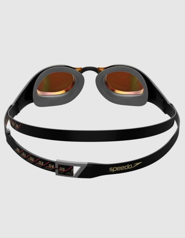 SPEEDO Плувни очила FASTSKIN PURE FOCUS MIRROR