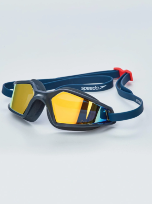 SPEEDO Плувни очила HYDROPULSE MIRROR
